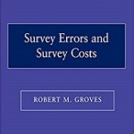 Survey book of the month: Survey Errors and Survey Costs