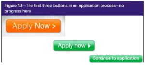 Two apply now buttons and a third inviting the user to continue to application