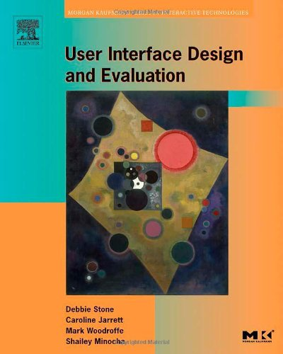 front cover of User Interface Design and Evaluation
