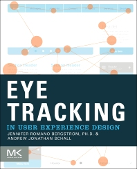Front cover of Eye Tracking, edited by Bergstrom & Schall