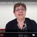 Looking forward to UXPA 2014