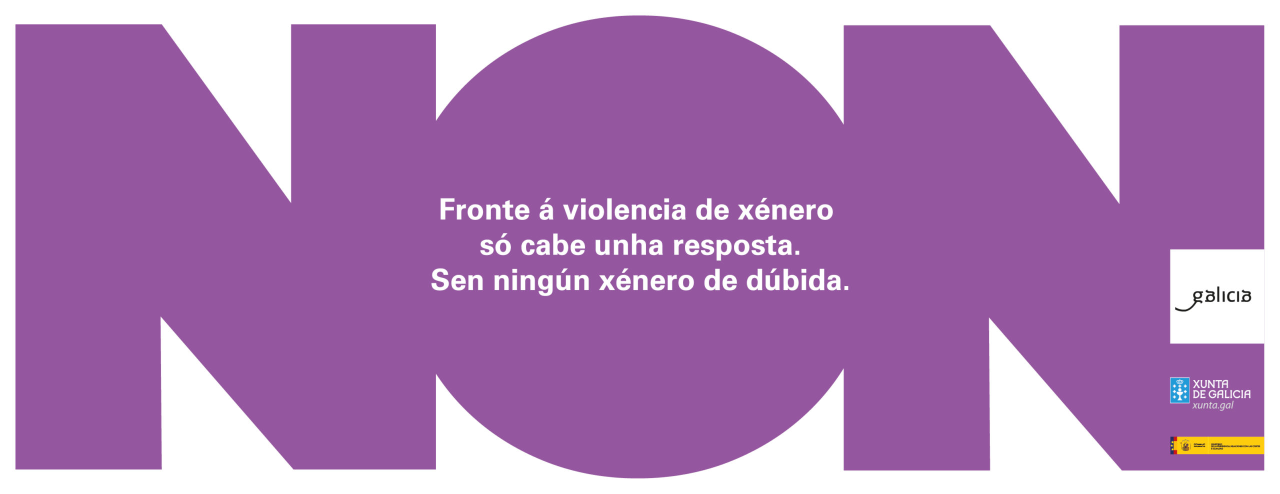 Di NON a violencia de xénero