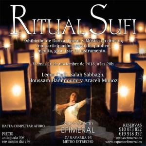 ritual sufi