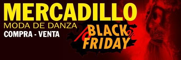 Mercadillo Moda de Danza: Black Friday