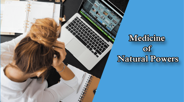 Medicine of Natural Powers