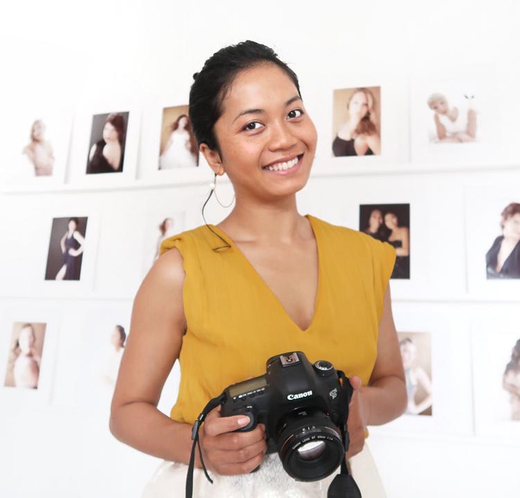 portrait de efi photography photographe mulhouse alsace boudoir femme