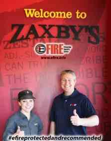 E Fire at Zaxbys Columbus