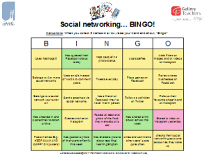 Social Bingo