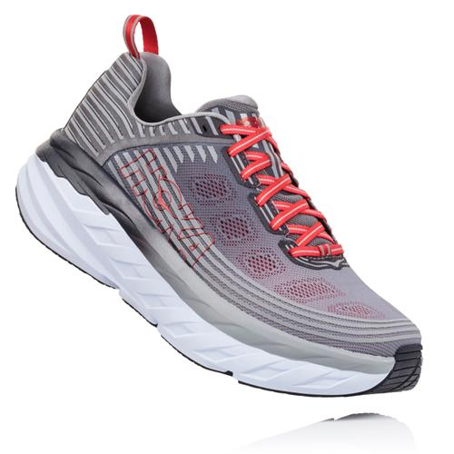 Hoka One One Bondi 6 Men's Alloy Steel Grey 1019269 ASGY