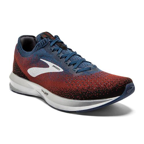 Brooks Levitate 2 Men's Running Chili Navy Black 1102901D689