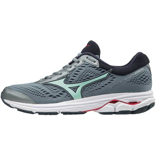 Mizuno Wave Rider 22 Women's Running Tradewinds Teaberry 410990.9T6M