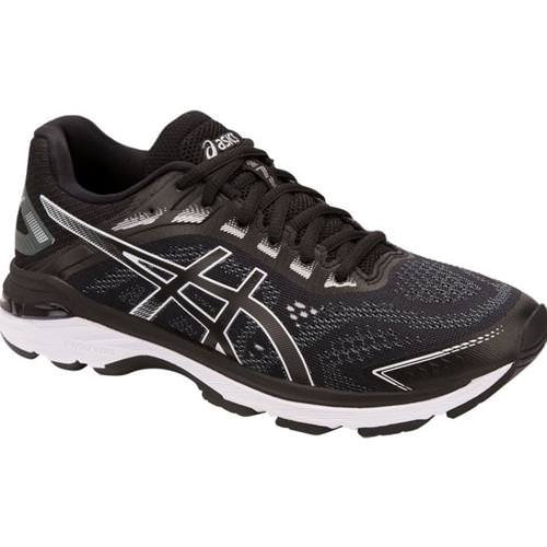 Asics GT-2000 7 Women's Running Black White 1012A147.001