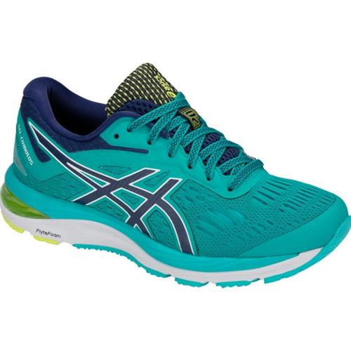 Asics GEL-Cumulus 20 Women's Running Sea Glass Indigo Blue 1012A008 300
