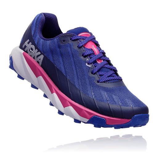 Hoka One One Torrent Women's Trail Sodalite Blue Very Berry 1097755 SBVB