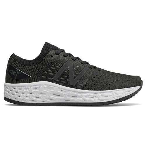 New Balance Fresh Foam Vongo v4 Men's Wide EE Running Shoe Black Black Metallic MVNGOBK4
