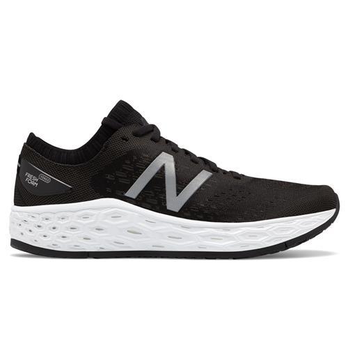 New Balance Fresh Foam Vongo v4 Women's Wide D Running Shoe Black Overcast WVNGOBK4