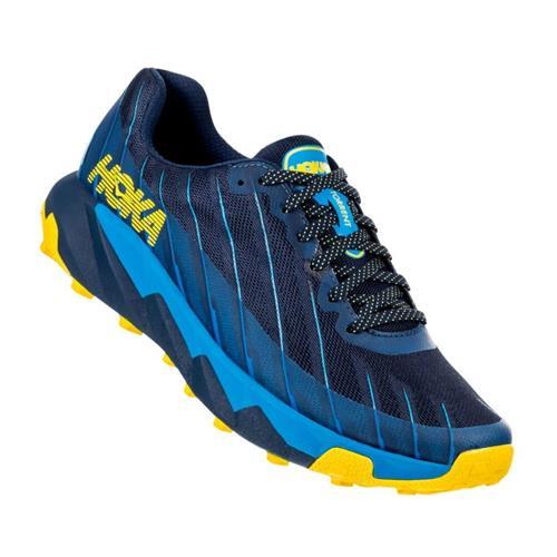 Hoka One One Torrent Men's Trail Moonlit Ocean Dresden Blue 1097751 MODB