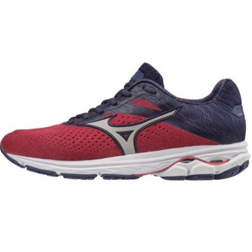 Mizuno Wave Rider 23 Women's Running Purple Potion-Silver 411114.6573