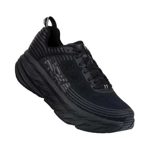 Hoka One One Bondi 6 Women's Black Black 1019270 BBLC
