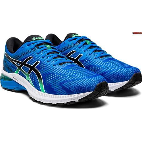 Asics GT-2000 8 Men's Running Shoe Electric Blue Black 1011A690 401