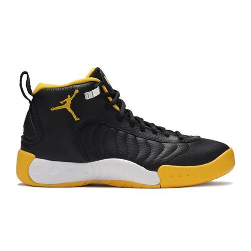 Jordan Jumpman Pro Basketball Black University Gold White 906876-070