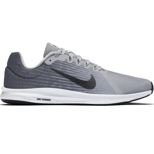 Nike Downshifter 8 Women's Running Cool Grey Metallic Silver Wolf Grey 908994-006