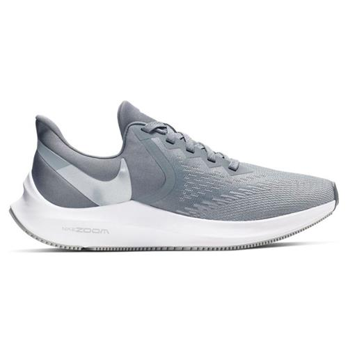 Nike Zoom Winflo 6 Women's Running Grey White AQ8228-002