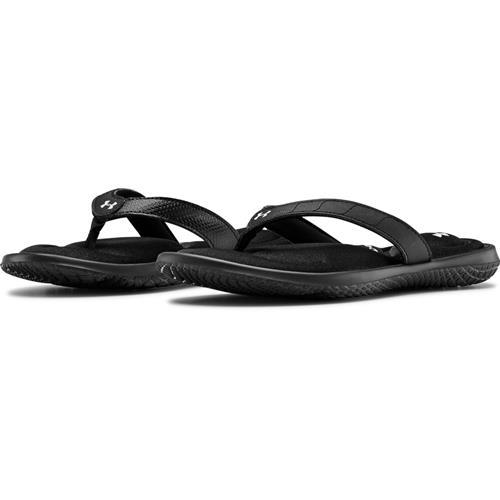 Under Armour Women's Marbella VII Sandals Black 3022723-001