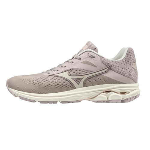 Mizuno Wave Rider 23 Women's Running Cloud Grey-Wind Chime 411114.9C9X