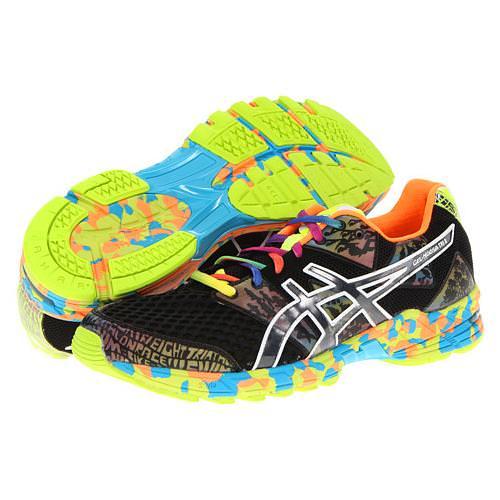 Asics GEL-Noosa Tri 8 Men's Running Shoe Onyx Black Confetti T306N 9990