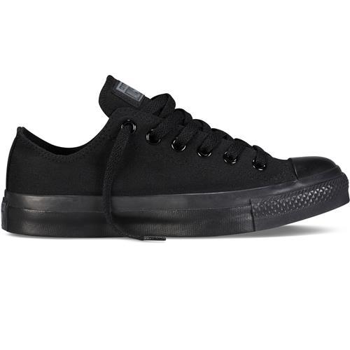 Converse Chuck Taylor Men's All Star Black Black Lo Canvas M5039