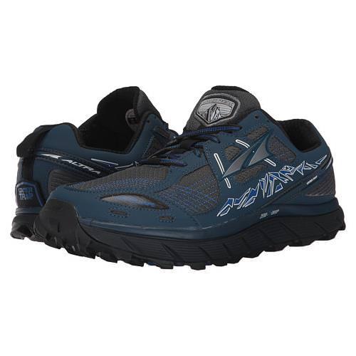 Altra Lone Peak 3.5 Trail Running Shoe for Men Blue AFM1755F