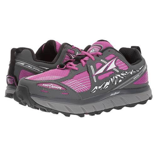 Altra Lone Peak 3.5 Trail Running Shoe for Women Purple AFW1755F-1