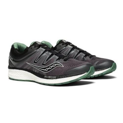 Saucony Hurricane ISO 4 Men's Black Grey Green S20411-1