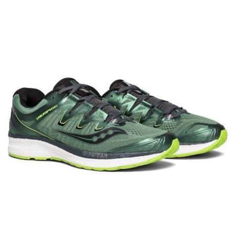 Saucony Triumph ISO 4 Men's Green Black S20413-3