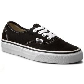 Plimsolls VANS - Authentic VN-0 EE3BLK Black - Sneakers - Low shoes -  Women's shoes | efootwear.eu