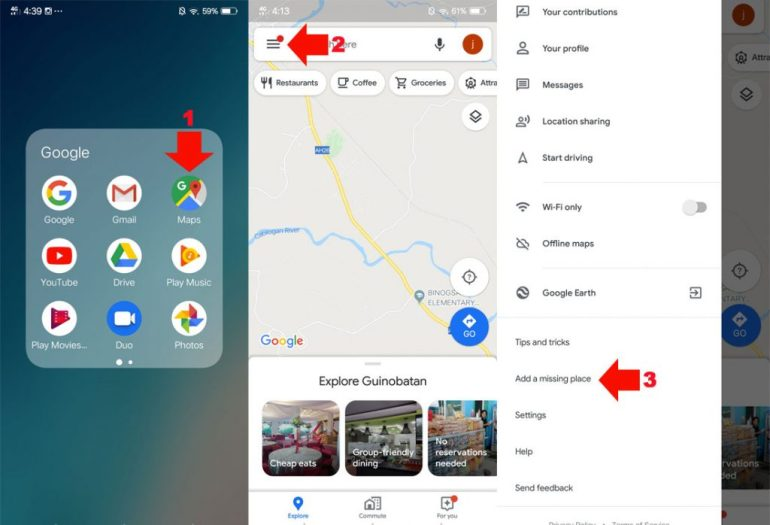Add-Place-in-Google-Map-Mobile
