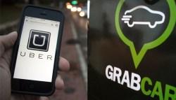 Grab Vs Uber