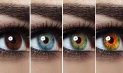 Change Eye Color using Photoshop