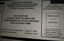 DOST-Scholarship