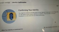 Confirm-Facbook-Identity