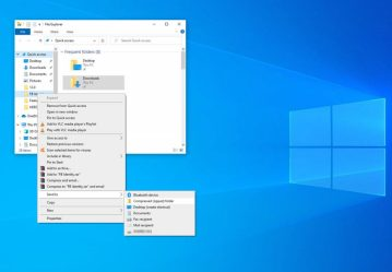 How to Zip and Unzip Files on Windows 10