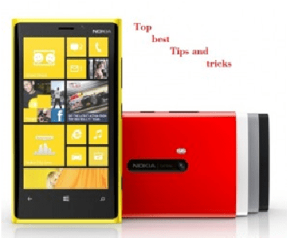 Tips and Tricks for Nokia Handsets