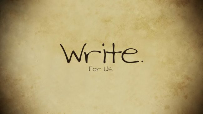 Write For Us on Magazine Article, Blogging Tricks, Tech & Gadgets
