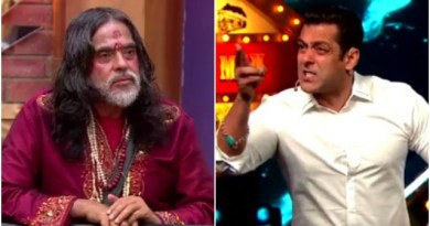 Bigg Boss 10 evicted contestant Swami Om