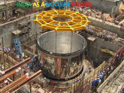 INDIA AS A NUCLEAR POWER