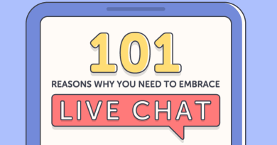 Embrace Live Chat