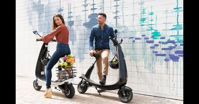 What are the Advantages of using Commuter Scooter?