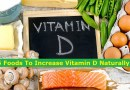 5 Foods To Increase Vitamin D Naturally