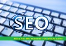 Black Hat SEO Practices You Should Avoid